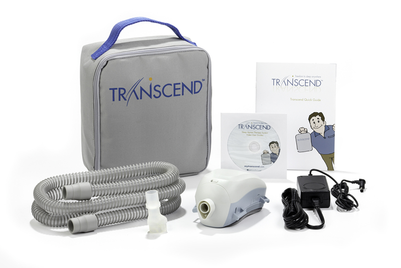 Transcend Sleep Apnea Therapy Starter System Package